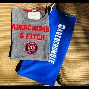 Pants - Abercrombie sweats